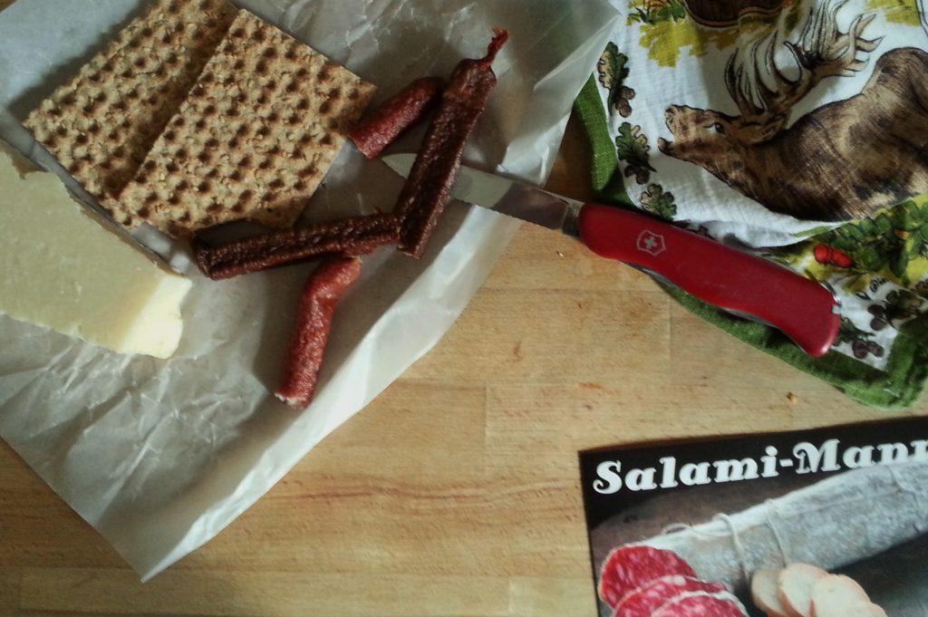 Salami picnic