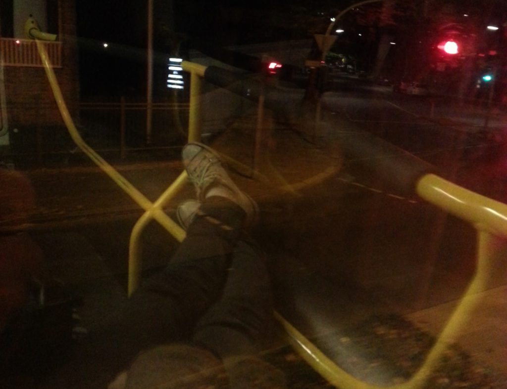 Bus reflection