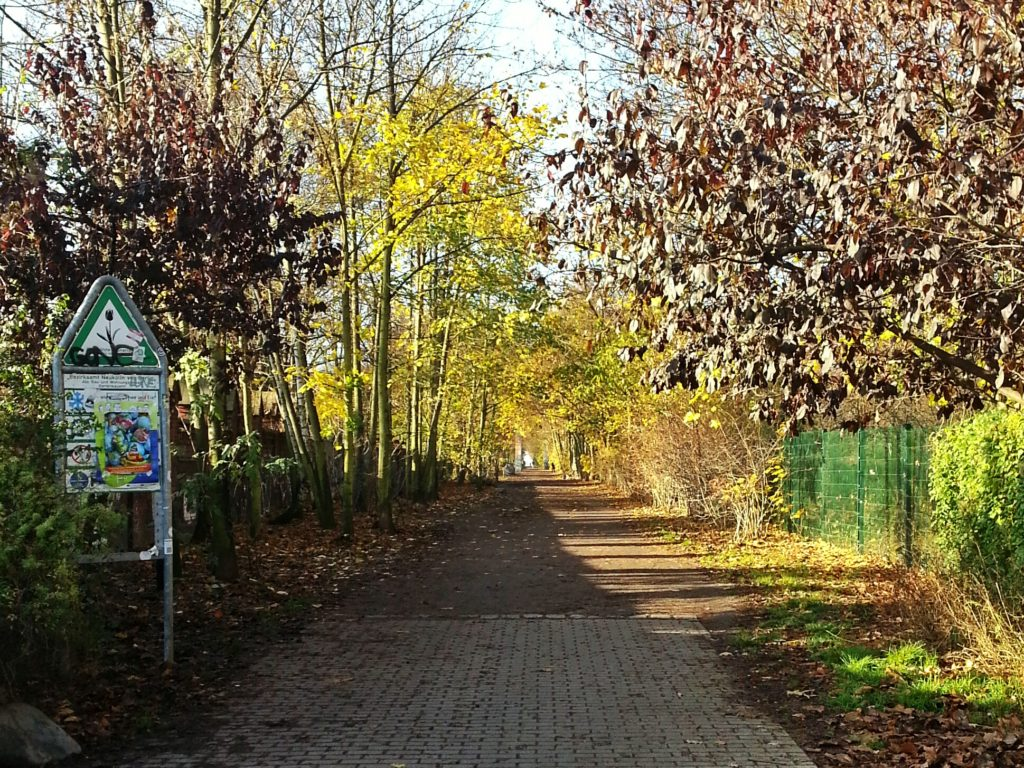 Tempelhof path